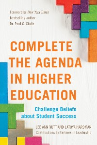 Cover Complete the Agenda in Higher Education