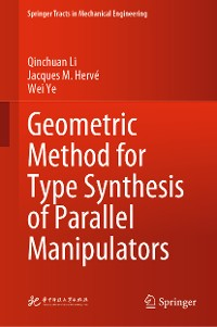 Cover Geometric Method for Type Synthesis of Parallel Manipulators