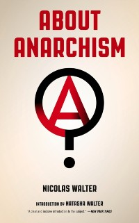 Cover About Anarchism