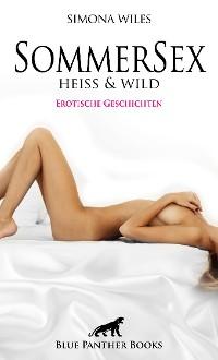 Cover SommerSex - heiß & wild   Erotische Geschichten