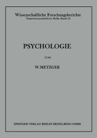 Cover Psychologie