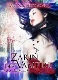 Cover Zarin der Vampire. Blut der Sünde + Böse Spiele: Doppelband
