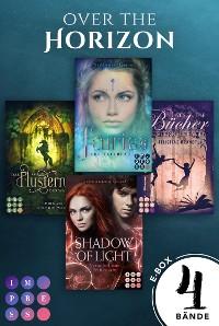 Cover Over the Horizon. Vier magische Romantasy-Romane mit Suchtfaktor (Die Aktions-E-Box von Impress!)