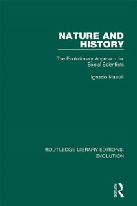 Cover Nature and History