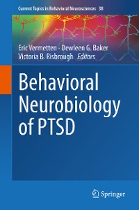 Cover Behavioral Neurobiology of PTSD