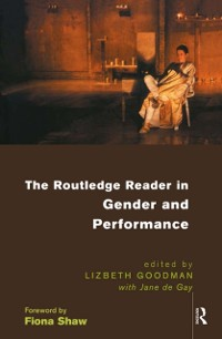 Cover Routledge Reader in Gender and Performance