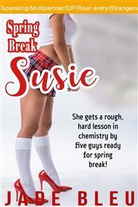 Cover Spring Break Susie