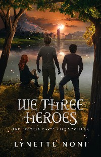 Cover We Three Heroes
