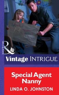 Cover Special Agent Nanny (Mills & Boon Intrigue) (Colorado Confidential, Book 2)