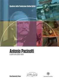 Cover Antonio Pacinotti a cento anni dalla morte