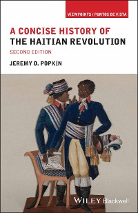 Cover A Concise History of the Haitian Revolution