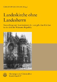 Cover Landeskirche ohne Landesherrn