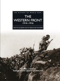 Cover Western Front 1914-1916