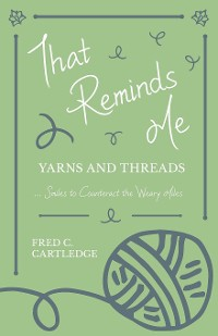 Cover That Reminds Me - Yarns and Threads… Smiles to Counteract the Weary Miles