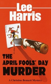 Cover April Fools' Day Murder