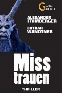 Cover Misstrauen