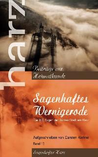 Cover Sagenhaftes Wernigerode