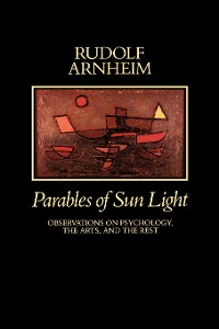 Cover Parables of Sun Light