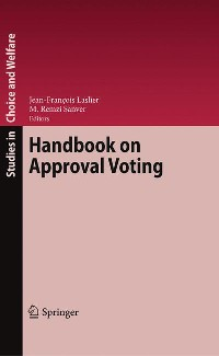 Cover Handbook on Approval Voting