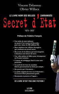 Cover Secret d'État