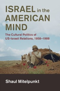 Cover Israel in the American Mind