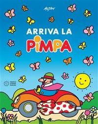 Cover Arriva la Pimpa