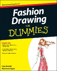 Cover Fashion Drawing For Dummies