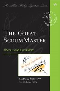 Cover Great ScrumMaster