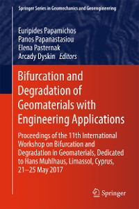 Cover Bifurcation and Degradation of Geomaterials with Engineering Applications