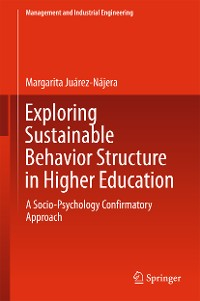 Cover Exploring Sustainable Behavior Structure in Higher Education