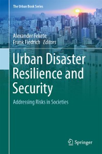 Cover Urban Disaster Resilience and Security