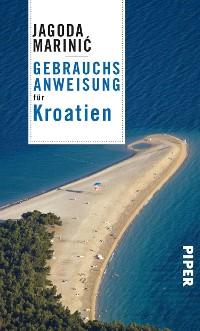 Cover Gebrauchsanweisung für Kroatien