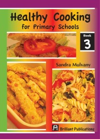 Cover Healthy Cooking for Primary Schools