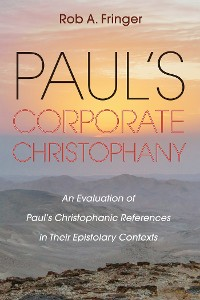 Cover Paul's Corporate Christophany