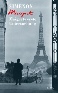 Cover Maigrets erste Untersuchung