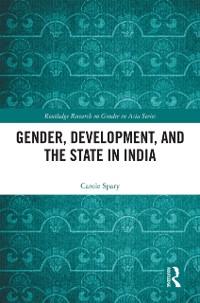 Cover Gender, Development, and the State in India