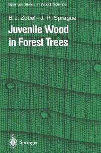 Cover Juvenile Wood in Forest Trees