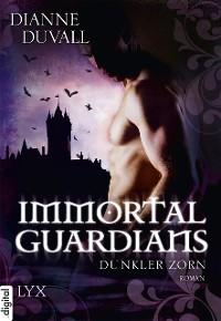 Cover Immortal Guardians - Dunkler Zorn