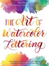 Cover The Art of Watercolor Lettering