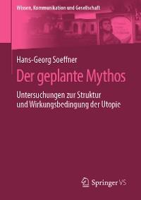 Cover Der geplante Mythos