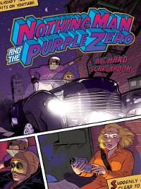 Cover Nothing Man and the Purple Zero