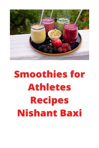 Cover Smoothies for Athletes Recipes