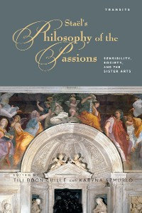 Cover Stael's Philosophy of the Passions