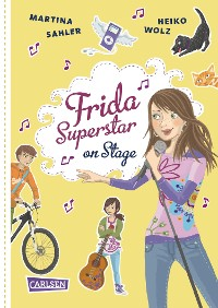 Cover Frida Superstar: Frida Superstar on Stage
