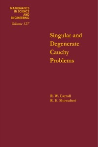 Cover Singular and Degenerate Cauchy Problems