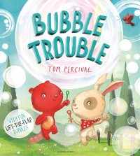 Cover Bubble Trouble