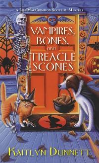 Cover Vampires, Bones and Treacle Scones