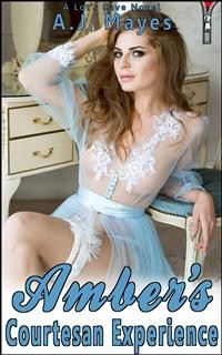 Cover Amber's Courtesan Experience