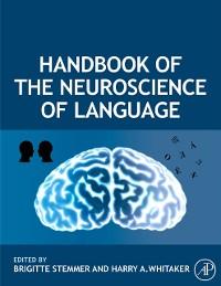 Cover Handbook of the Neuroscience of Language