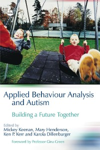 Cover Applied Behaviour Analysis and Autism